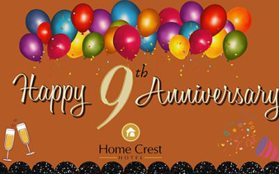 Home Crest Hotel launches new function room on its 9th year Anniversary